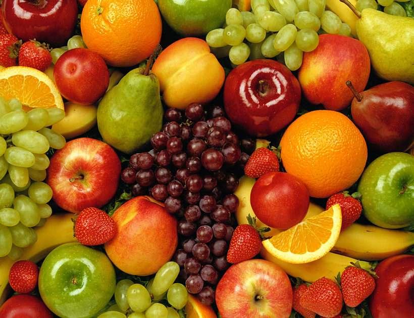 Mezcla de frutas rompecabezas en línea