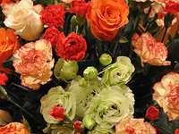 birthday bouquet :)