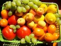 If it's summer, it's fruit ...