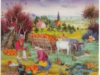 Naive Art from Croatia