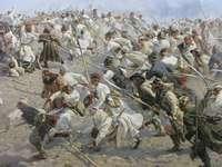 Panorama van de slag om Racławice