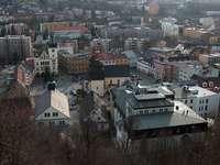 Nachod city, Czech Republic