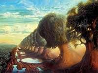 Pintura de Salvador Dali
