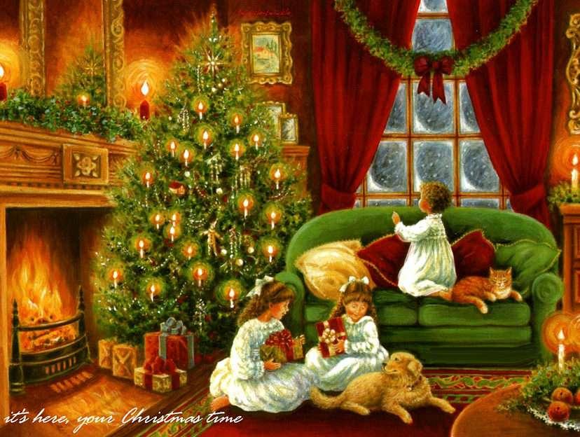 Je čas na dárky
