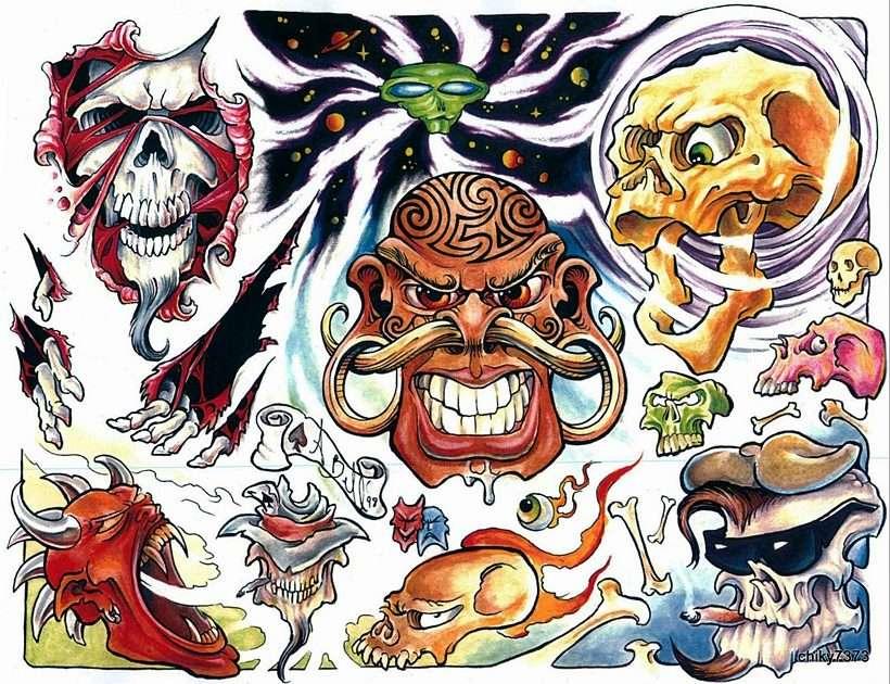 tatuajes diabolicos