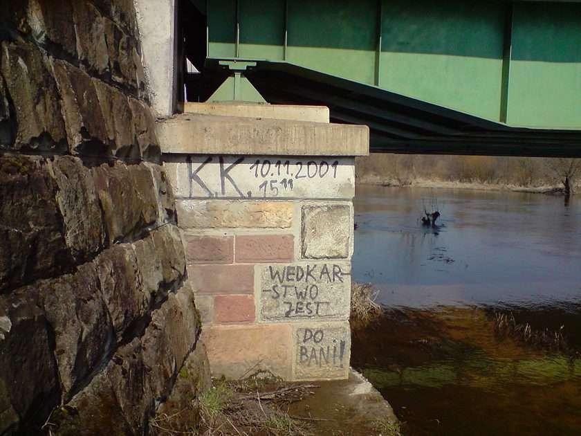 Γέφυρα στο Wolica -  (6×5)