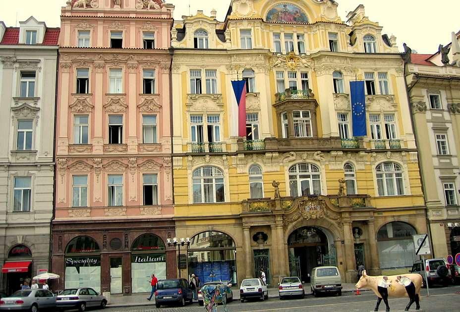 Прага -  (16×14)
