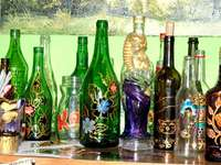 Geschilderd glas
