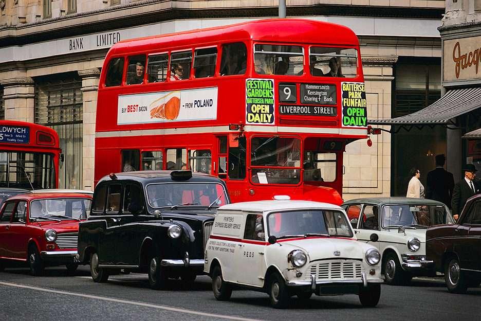 Лондонска улица