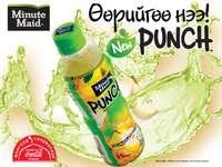 Punch MCS COCA-COLA