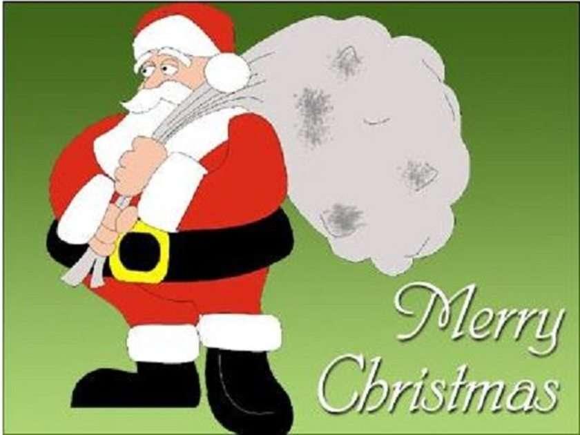 Kerst briefkaart !!! Schiet uit je verleden