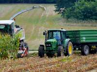 Claas Jaguar 860 e JD