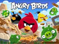 Păsări supărate