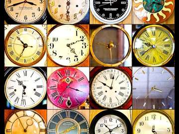 Watch collage ...