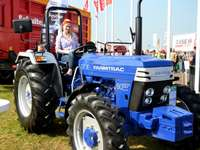 Farmtrac Bednary-ban