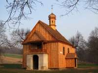 Church in Tłuczania