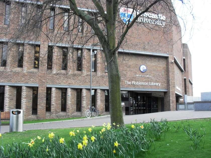 Robinson Library