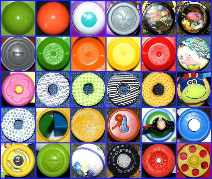 Round -  (18×16)