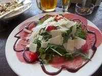 oběd v Paříži