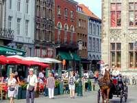 Bruges- a summer day