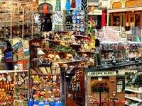 Londen-winkels