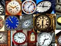 London Clocks 3