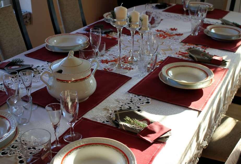 festlicher Tisch