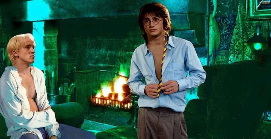 Harry en Draco