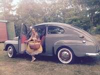 Picknick con un Volvo PV