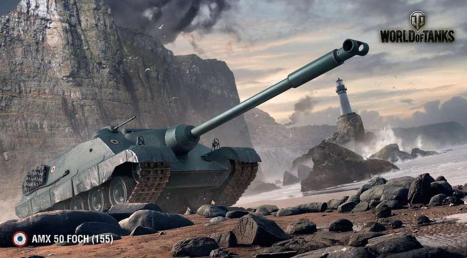 AMX 50 FOCH puzzle fotóból