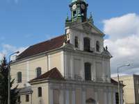 Igreja da Natividade da Bem-Aventurada Virgem Maria, Varsóvia