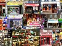Londra-negozi