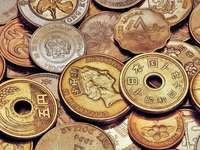 various world coins