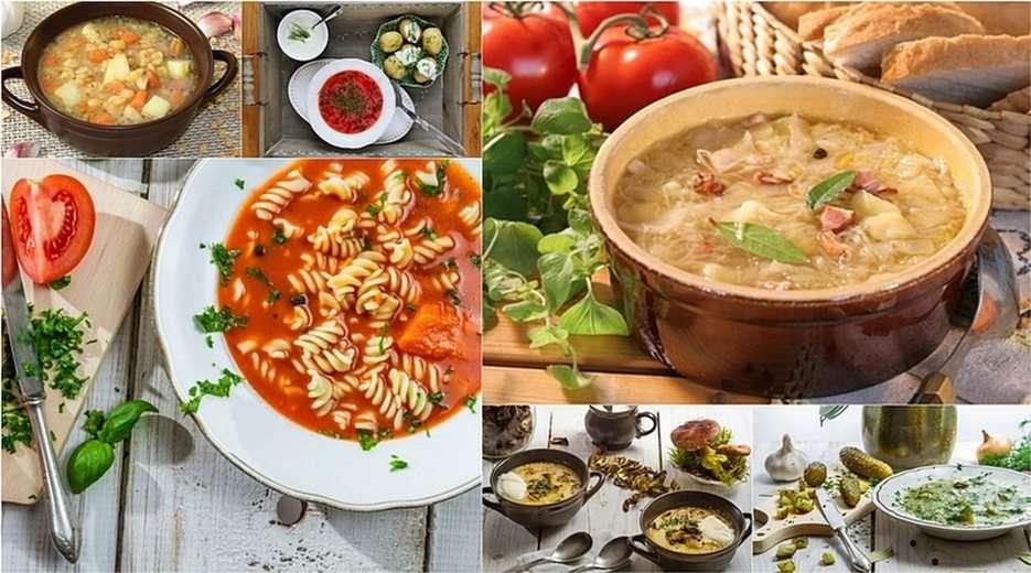 Non c'è niente come la zuppa