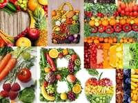 Warzywne i owocowe witaminki