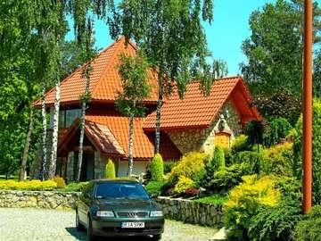 Лятна къща