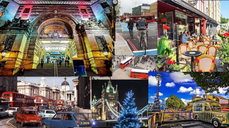 Londoner Collage