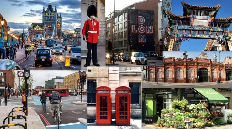 Collage di Londra