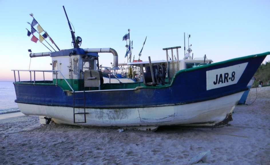 Halászhajó online rejtvény
