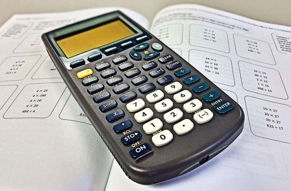 calculator -  (6×5)