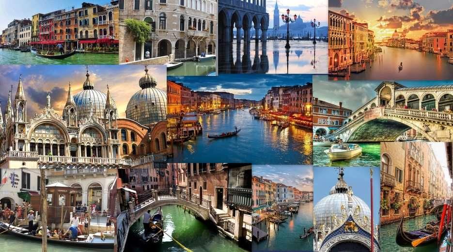 Βενετία-κολάζ