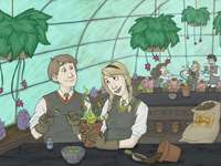 SIM Day 2 - Herbalism