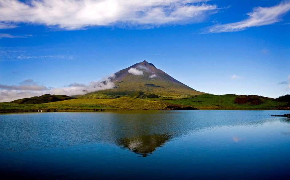 Ilha do Pico puzzle online
