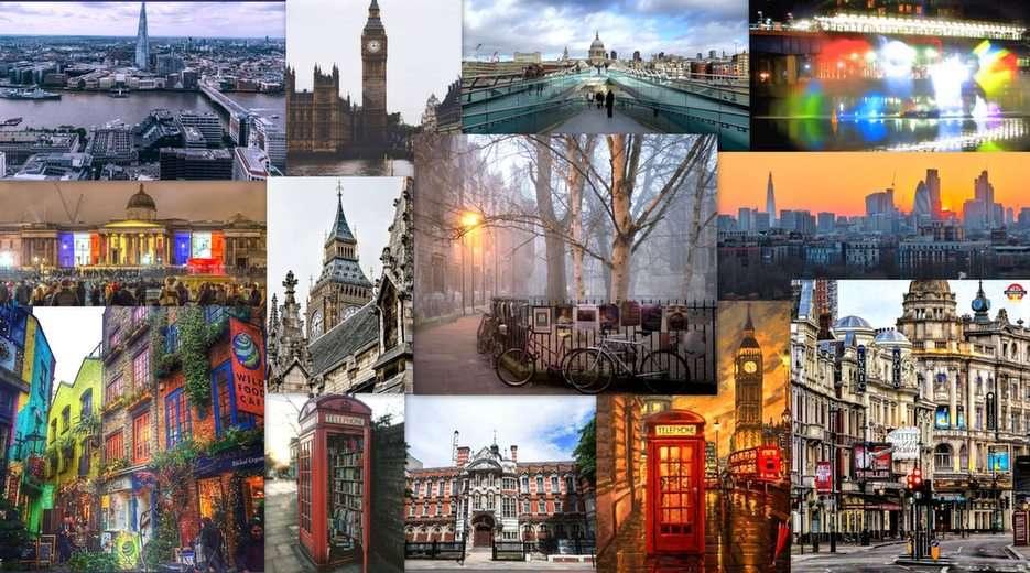 Londoni kollázs
