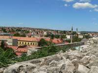 Panorama of Eger