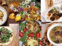 Mushroom delicacies