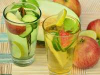 Apples and Water