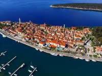 Wyspa i miasto Rab