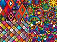 vzory puzzle z fotografie