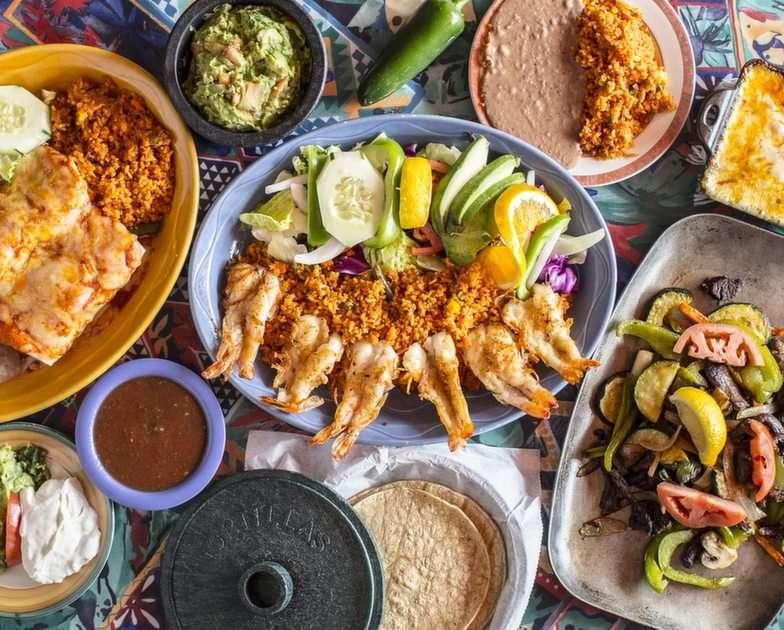 keukens van de wereld: Mexicaans